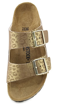 ARIZONA LEO GOLD - Birkenstock