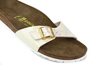 MADRID SNAKE CREAM - Birkenstock