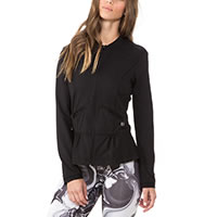 JACKET PAYTON BLACK - Body Language Sportswear
