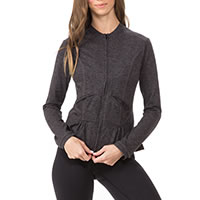 JACKET PAYTON GREY - Body Language Sportswear