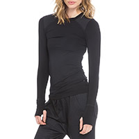 PERFORMANCE PULLOVER BLACK - Body Language Sportswear