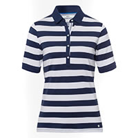 POLO CLEO NAVY STRIPES - Brax