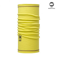 MERINO SOLID LIME - Buff