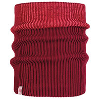 NECKWARMER JUNIOR BORDEAUX - Buff