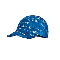 PACK KIDS CAP ARCHERY BLUE - Buff