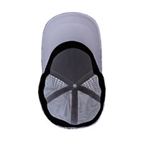 TREK CAP ZOA LIGHT GREY - Buff