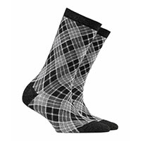 LADYWELL RHOMB BLACK - Burlington