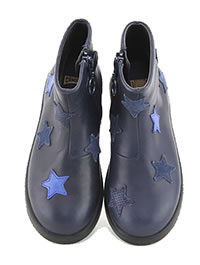 STAR BOOTS NAVY - Camper