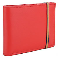 POCKET ELAST ROUGE - Carre Royal