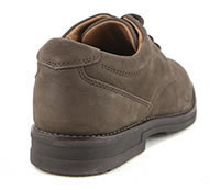 BANNING PLAIN DARK BROWN - Clarks