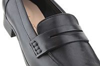 HAMBLE LOAFER BLACK - Clarks