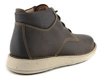 UN LARVIK TOP OILY BROWN - Clarks