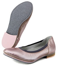 LAGOS ROSE NACRE - Cloud Footwear