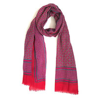 FOULARD VITTO ROUGE - Colores de Otono