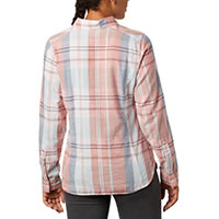 CAMP HENRY NEW MOON PLAID - Columbia