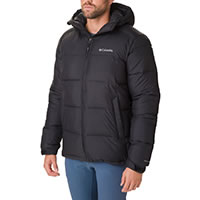 PIKE LAKE JACKET BLACK MAN - Columbia