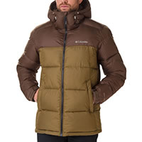 PIKE LAKE JACKET OLIVE MAN - Columbia