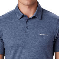 POLO TECHTRAIL BLUE - Columbia