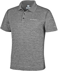 POLO ZERO RULES DARK GREY - Columbia