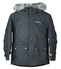 SNOWFIELD JACKET BLACK - Columbia