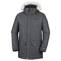 TIMBERLINE RIDGE JACKET BLACK - Columbia