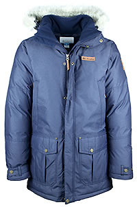 TIMBERLINE RIDGE JACKET BLUE - Columbia