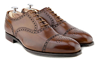 BARRINGTON 2 TAN  - Crockett & Jones