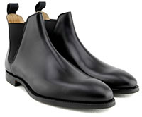 CHELSEA 8 BLACK - Crockett & Jones