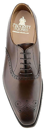 EDGWARE BROWN - Crockett & Jones