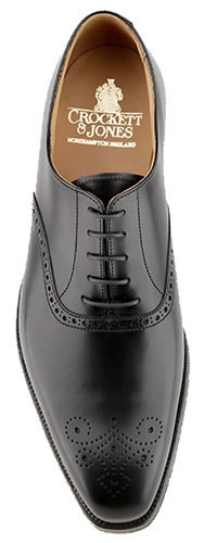 EDGWARE NOIR - Crockett & Jones