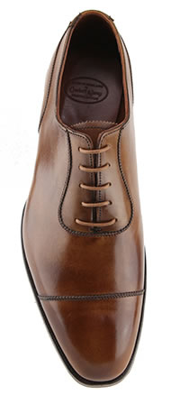 EGERTON TAN ANTIQUE - Crockett & Jones