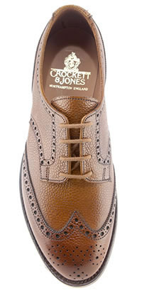 HATTIE TAN SCOTCH - Crockett & Jones