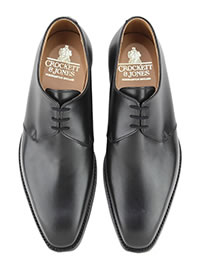 HIGHBURY BLACK - Crockett & Jones
