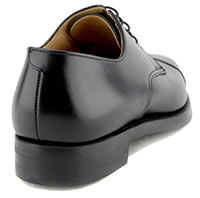 NORWICH BLACK - Crockett & Jones