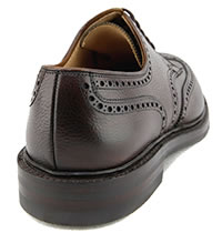 PEMBROKE DARK BROWN - Crockett & Jones