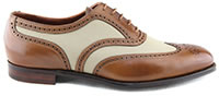 SAUNTON TAN STONE - Crockett & Jones