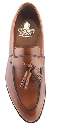 SOPHIE 2 CHESTNUT - Crockett & Jones