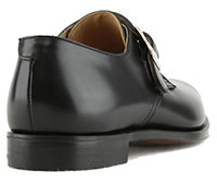 SWINDON BLACK - Crockett & Jones