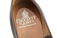 SYDNEY BROWN CITY SOLE - Crockett & Jones