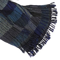 FOULARD SILKY NIGHT GREY - Djian