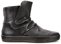 SOFTY BOOTS BLACK - Ecco