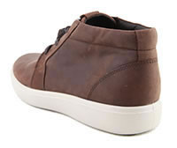 SOFT 7 MID BROWN OILY - Ecco
