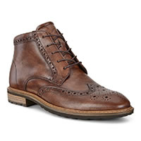 VITRUS HI BROGUE BROWN - Ecco