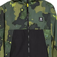 KOTO PARKA CAMOUFLAGE - Element