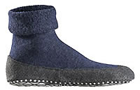 COSY SHOES DARK BLUE - Falke