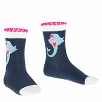MERMAID SPACE BLUE - Falke