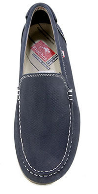 ALLAN NAVY BLUE - Fluchos