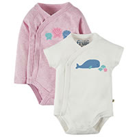 BODY PACK 2 WHALE - Frugi