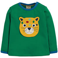 BUTTON TOP BADGE ZOO - Frugi