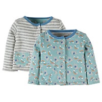 ELEPHANT GILET POCKET - Frugi